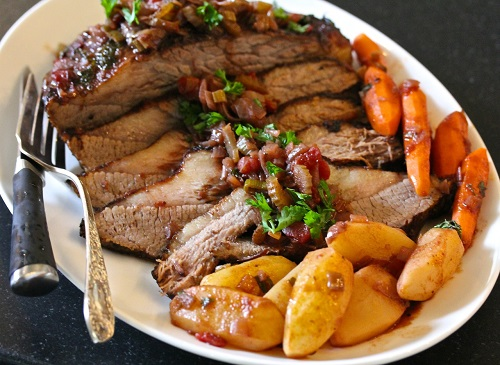 Beef Brisket Meal