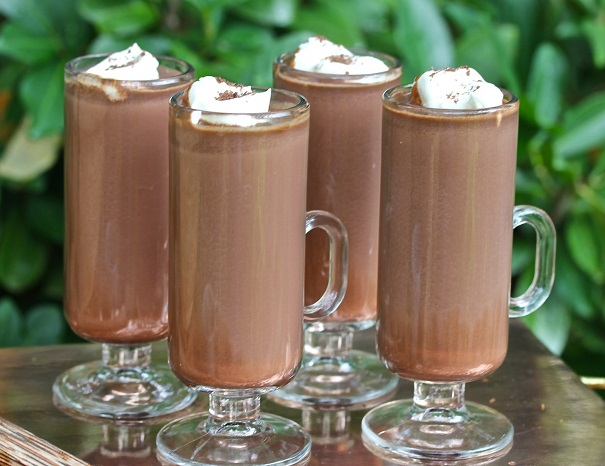 Tailgating Food Hot Chocolate