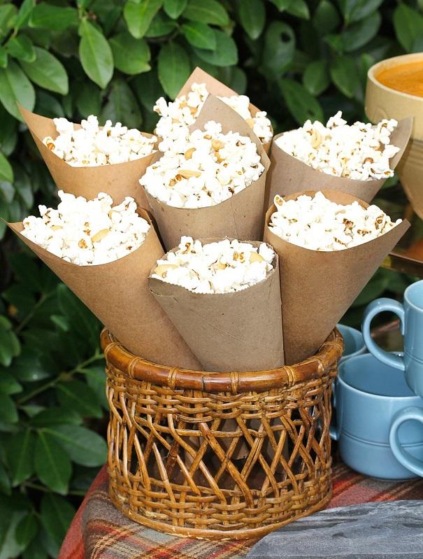Tailgating Food Popcorn