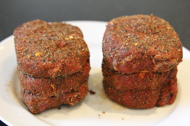 Laura Bush's Beef Tenderloin -