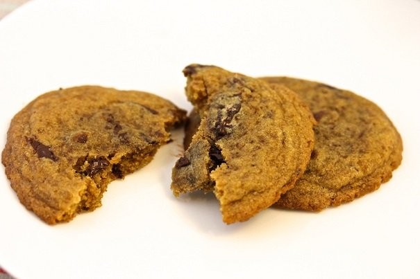 The Thinking Woman's Chocolate Chip Cookie Chocolate on America's Table