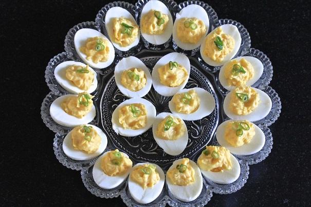 Ron Swanson's 5 Favorite Foods- Avon, Ohio Deviled Eggs