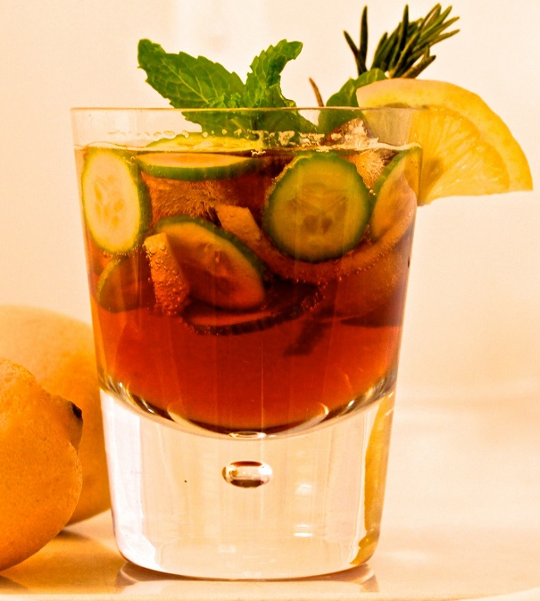 5 Spring Cocktails- Pimm's Cup