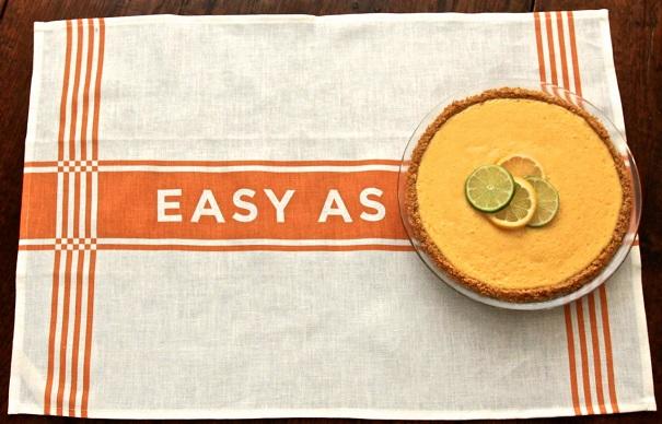 Laura Bush's Citrus Pie