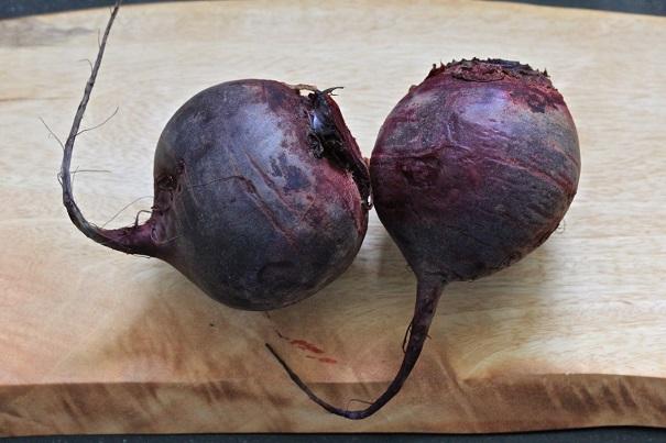 beets for quinoa salad