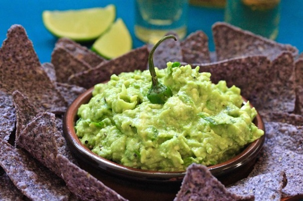 Simply Guacamole on Americas-Table.com