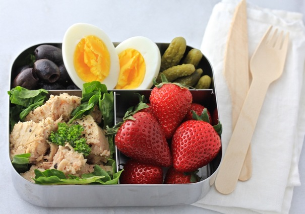 Salade Nicoise on Americas-Table.com