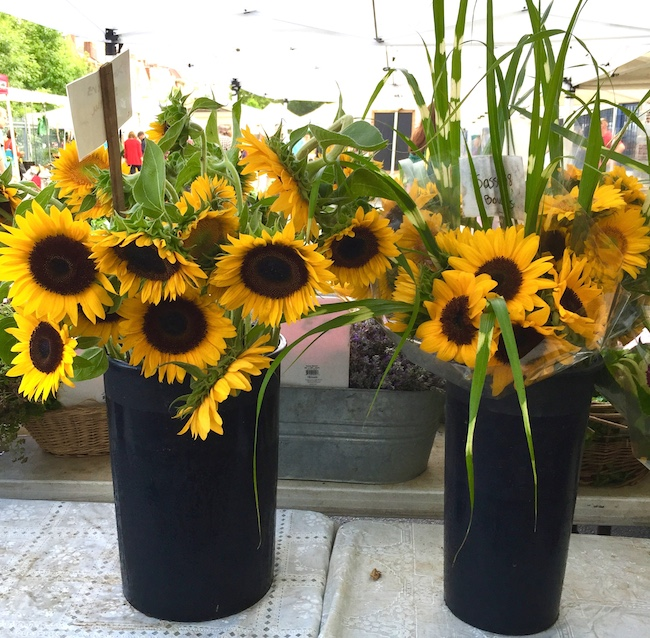 A Guide to Farmer's Market Flowers